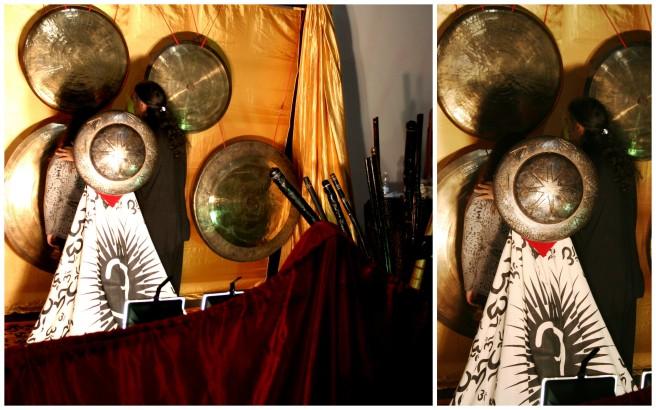 I suoni di Seba - terapia dźwiękiem, wibrujące gongi mają pomóc nam w odnalezieniu harmonii.